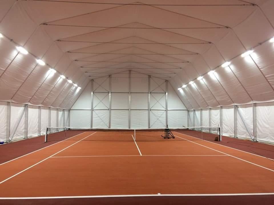Nova dvorana za tenis u Samoboru